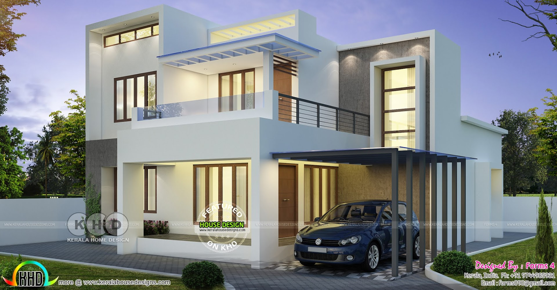 Low Budget 25 Lakhs Budget House Plans Contemporary ...