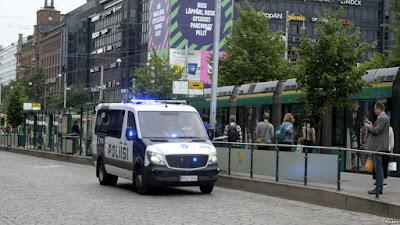 ဖင္လန္ႏိုင္ငံ Turku မွာ လူအေတာ္မ်ားမ်ား ဓားနဲ႔ထိုး အတိုက္ခုိက္ခံရ