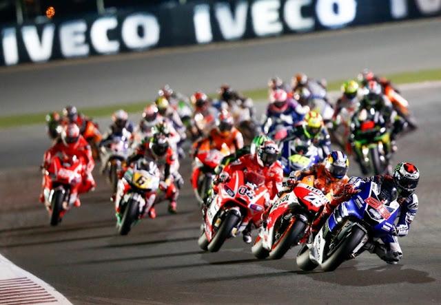 MotoGP Indonesia : Batal di Sentul . . Palembang menawarkan diri untuk membangun sirkuit baru di Jakabaring !