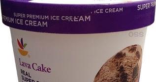 On Second Scoop Ice Cream Reviews Lava Cake Ice Cream