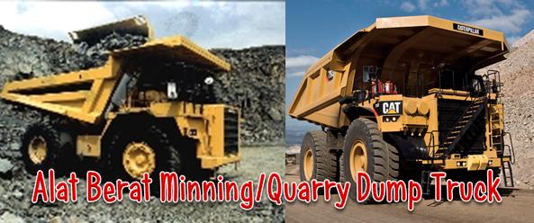 Fungsi Minning/Quarry Dump Truck