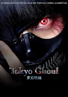 Tokyo Ghoul - BDRip Dual Áudio