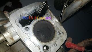 Piston 63mm klx