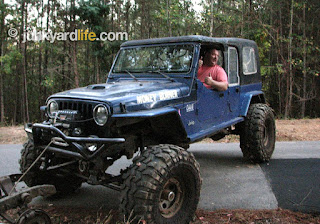 "The ""Money Burner"" Jeep that Keith Lively built is the ultimate junkyard rescue vehicle."