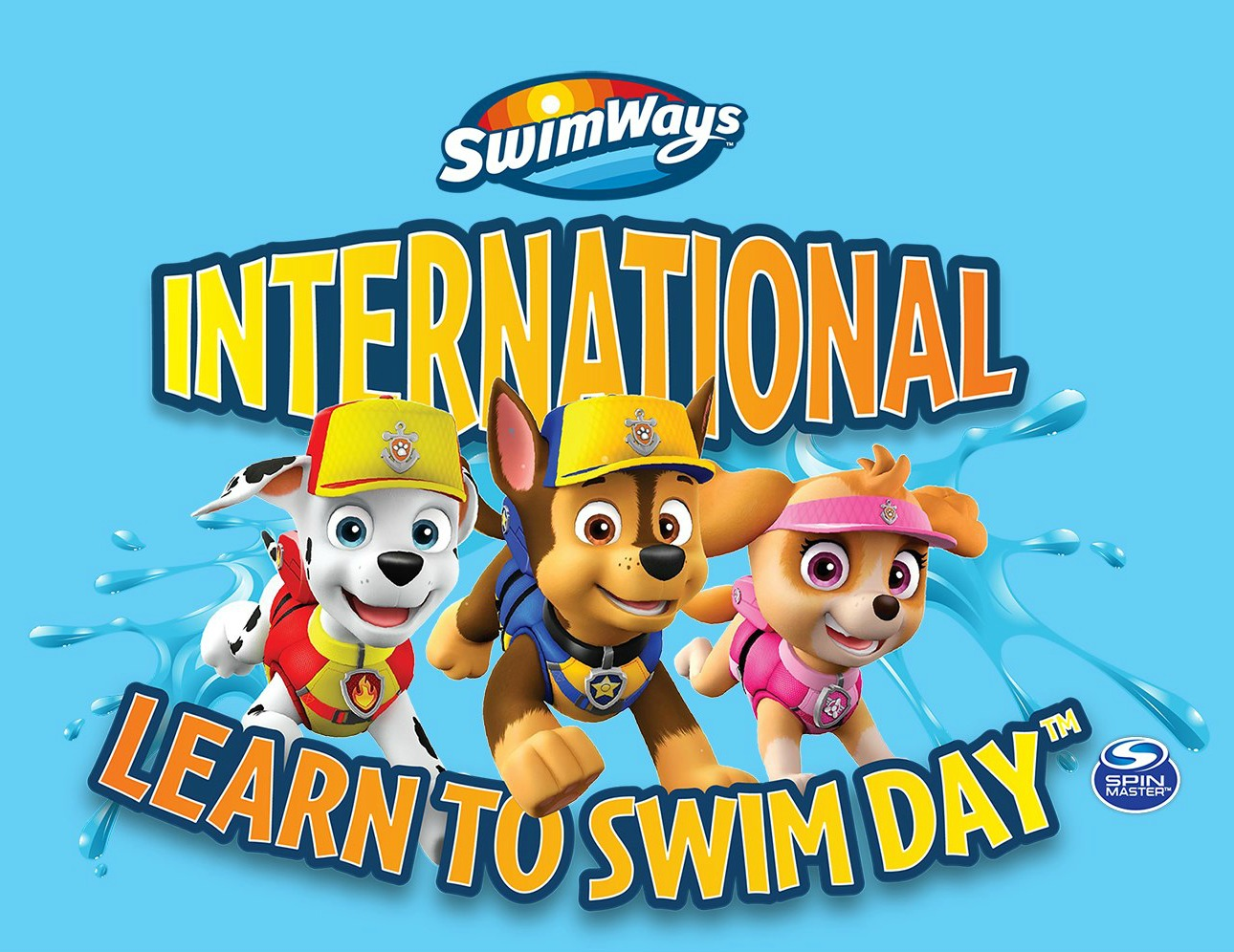 International Learn to Swim Day 2019