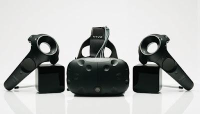 Nuevo visor de realidad virtual HTC