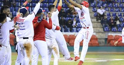 Venados pierde el primero por marcador de 8-2 ante Mayos de Navojoa