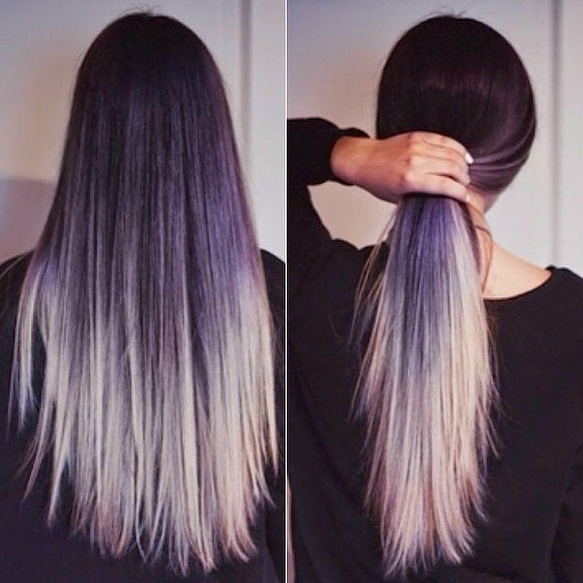 d8ddbda9e5c Hair Trend Alert  Ghostly Silver Ombres!!! - The HairCut Web