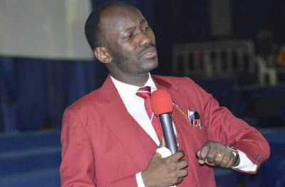 Apostle Suleman Makes First Church Appearance Since S*x Scandal