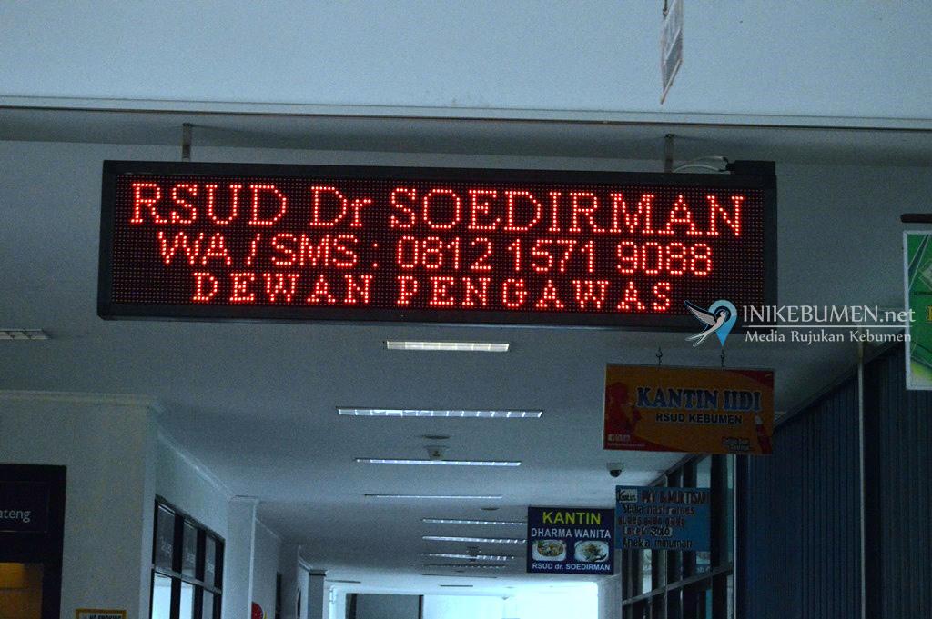 Layani Aduan Masyarakat, RSDS Kebumen Luncurkan Hotline Dewan Pengawas