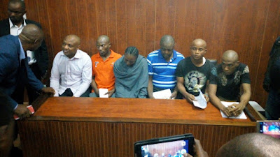 Billionaire Kidnapper, Evans Again Loses Application To Dismiss Kidnapping Charges