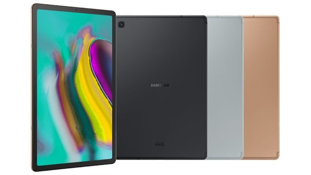 Samsung announcing another Android tablet, the Samsung Galaxy Tab S5e