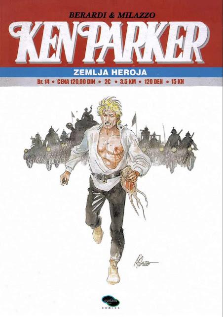 Zemlja heroja (SC) - Ken Parker