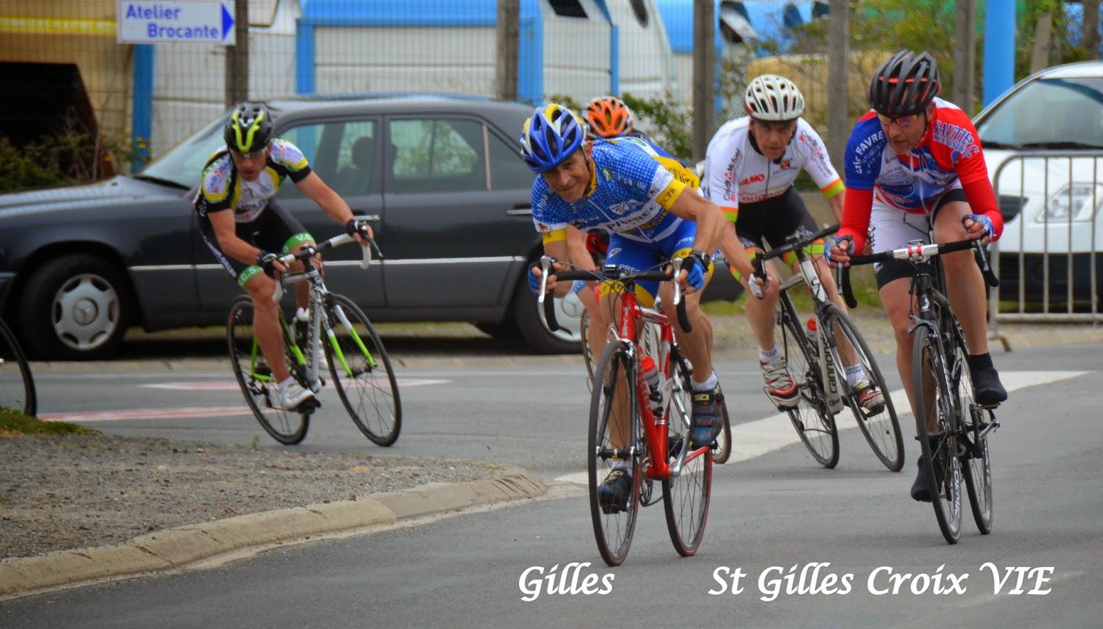 Ucpr Route Photos Course De St Gilles Croix De Vie