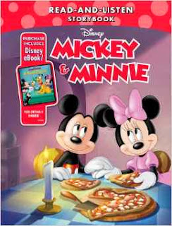 Mickey & Minnie Read-and-Listen Storybook