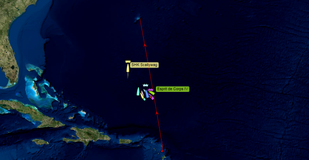 Antigua Bermuda Race