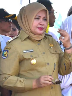 Bupati Cantik Ini Komit Berantas Pungli, SK Satgas Sudah Diteken