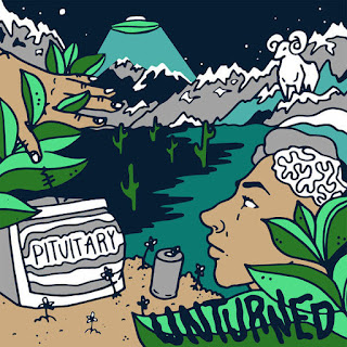 Unturned - Pituitary (EP) (2016) - Album Download, Itunes Cover, Official Cover, Album CD Cover Art, Tracklist
