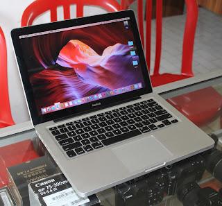 MacBook (13-inch, Alumunium, Late 2008)