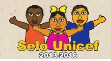Resultado de imagem para imagem do selo unicef