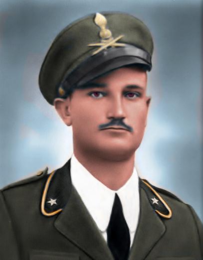 Giuseppe Torcasio : in uniform