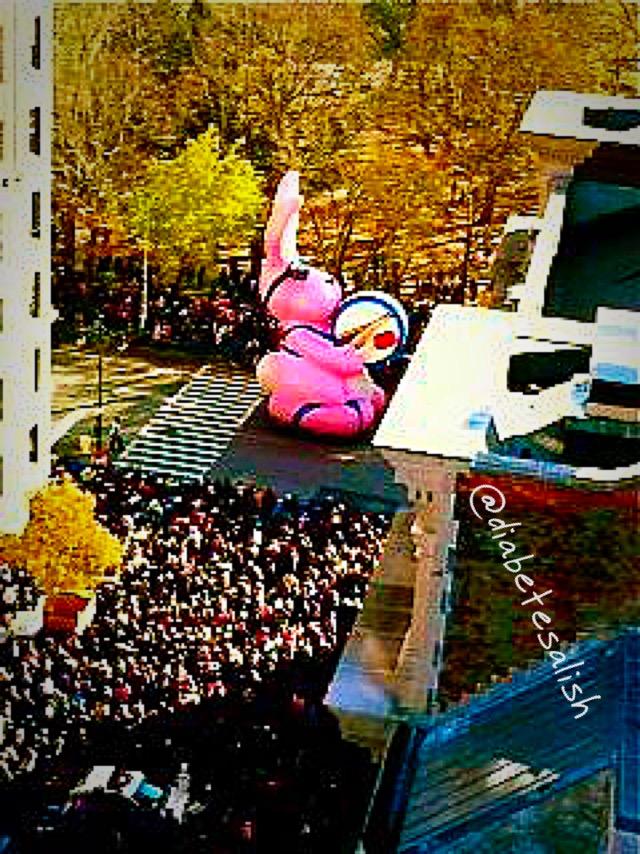 #WaybackWednesday: Diabetes And The Energizer Bunny