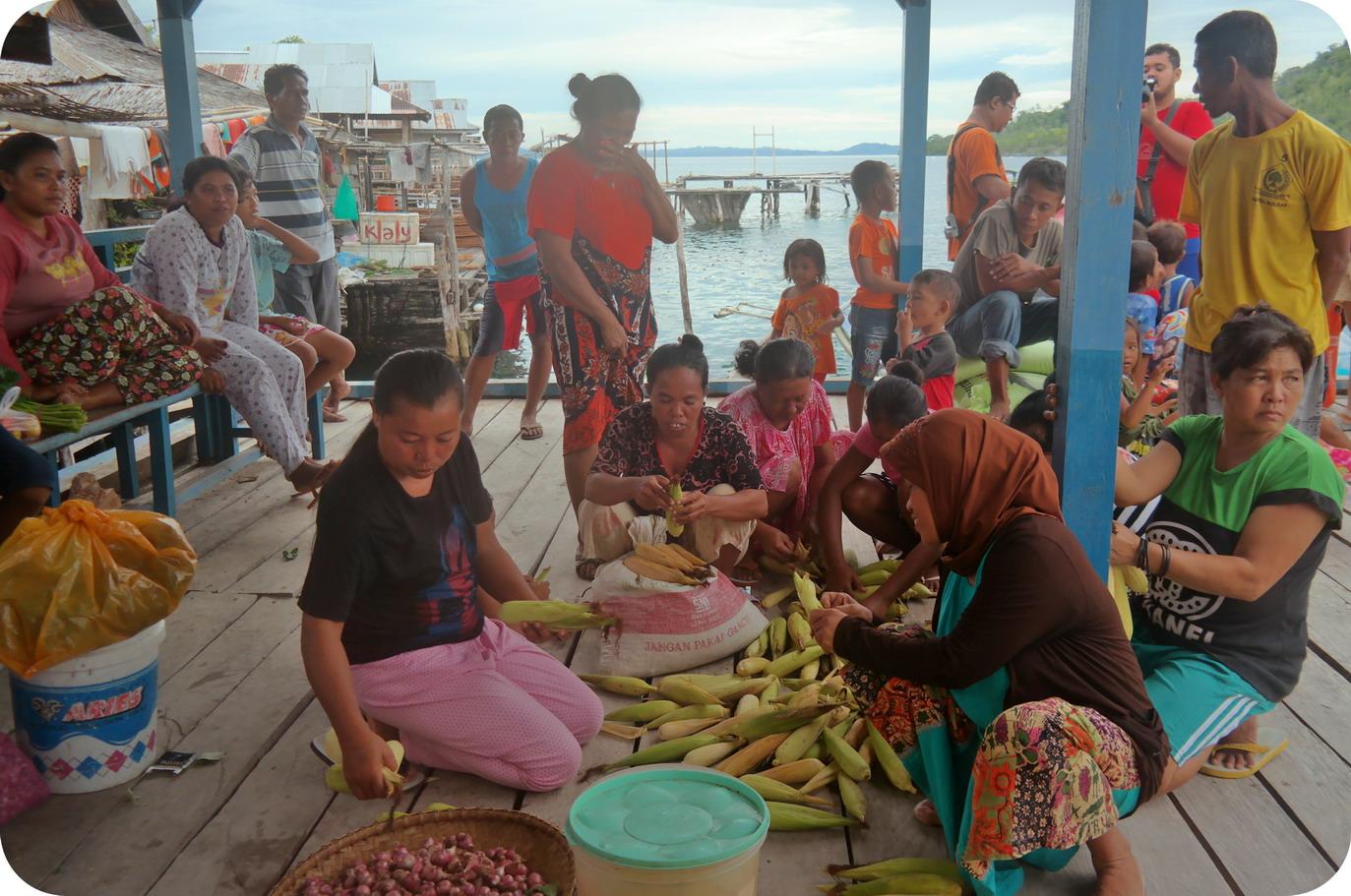 Perjalanan Tak Berujung Wajah Bahagia Anak Anak Suku Bajo