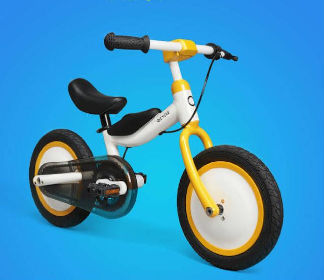 Sepeda modern Xiaomi Qicycle