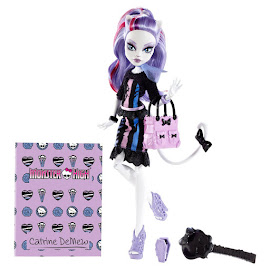 Monster High Catrine DeMew New Scaremester Doll