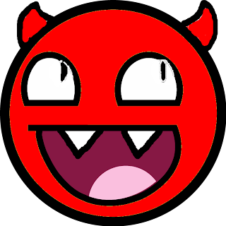Crazy Devil Smileys