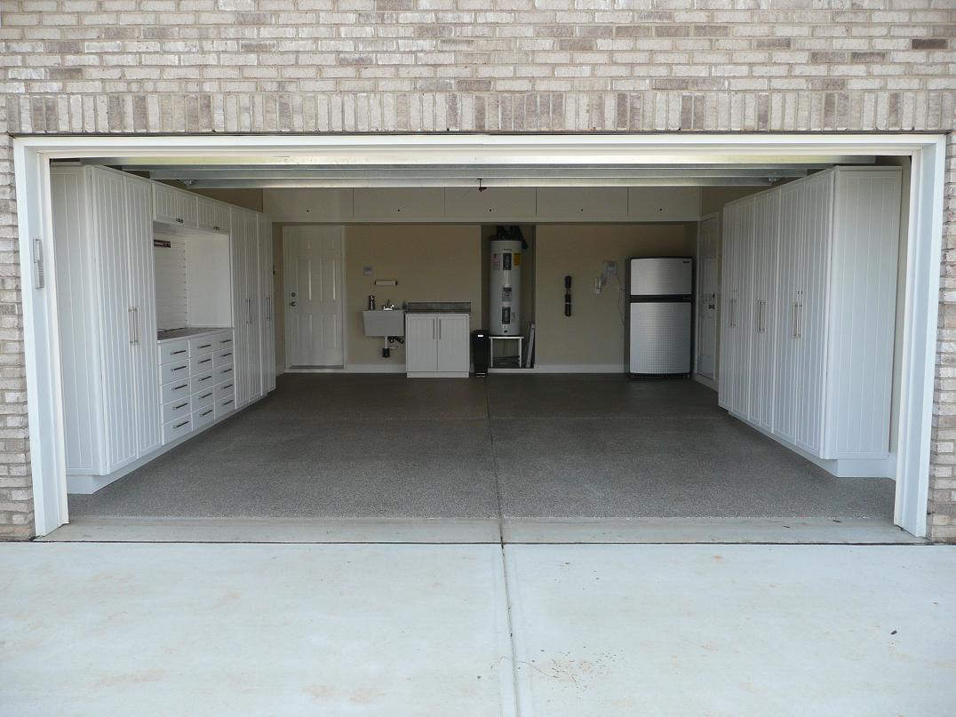 Garage Cabinets: Wall Hanging Garage Cabinets