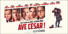 Ave, César ! affiche