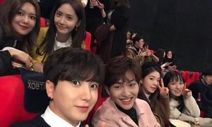 Phim Sao Hàn 23/11: Dàn mỹ nam mỹ nữ SM hội tụ, Hyo Min cười duyên-2016