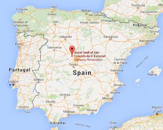 ESPANHA - El Escorial