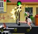 لعبة قتال الفتيات Girl Fight