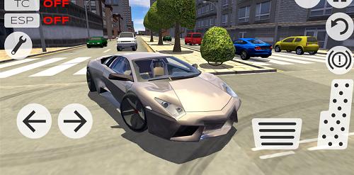 تحميل لعبة السيارات Extreme Car Driving Simulator للأندرويد والآيفون