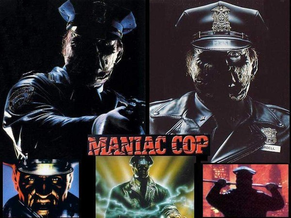 Conversa de Cinema...Trash: MANIAC COP (1988)