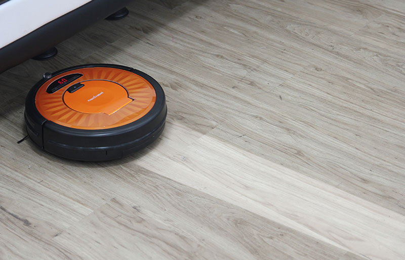 Technology Behind the Robotic Vacuum Cleaners