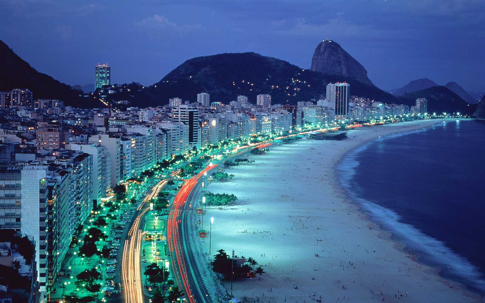 Copacabana Beach Offers A Bit More Than Sand And Sports Oriented Activities All You Have To Do Is Cross The Street Explore Cafes Restaurants
