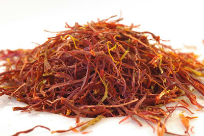 Saffron Herb - Top 10 Herbs to Treat and Prevent Cancer