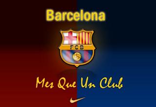 Koleksi BBM MOD Theme Barcelona Terlengkap