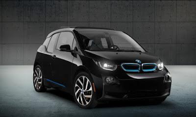 Kereta Electric BMW i3 2016