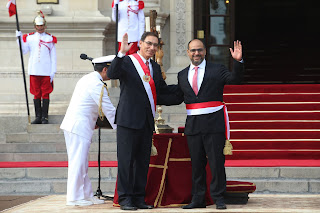 Nuevo Ministro de Educación: Daniel Alfaro Paredes