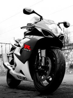 Bike HD Wallpaper for Mobile Phone 9