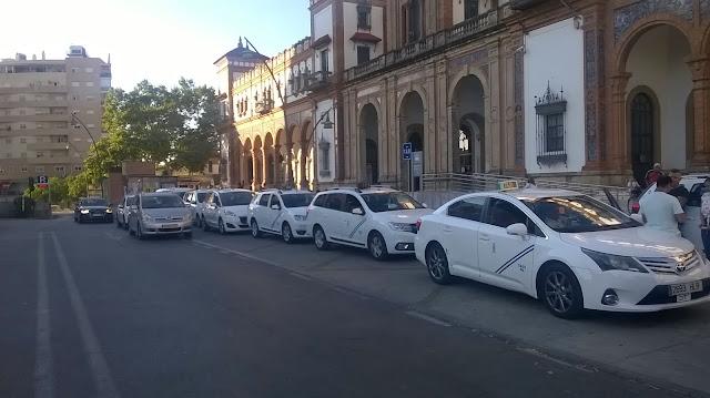 Такси Херес де ла Фронтера
