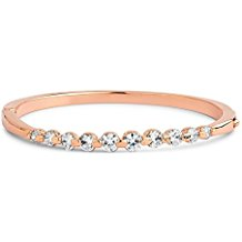 Park Lane Rose Gold Plated Cubic Zirconia Bracelet