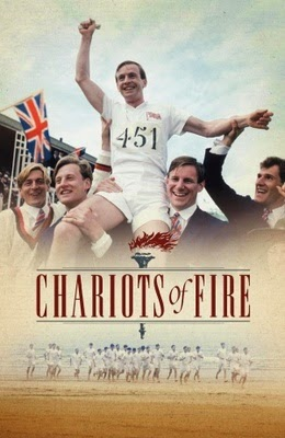 Poster Of Hollywood Film Chariots of Fire (1981) In 300MB Compressed Size PC Movie Free Download At worldfree4u.com