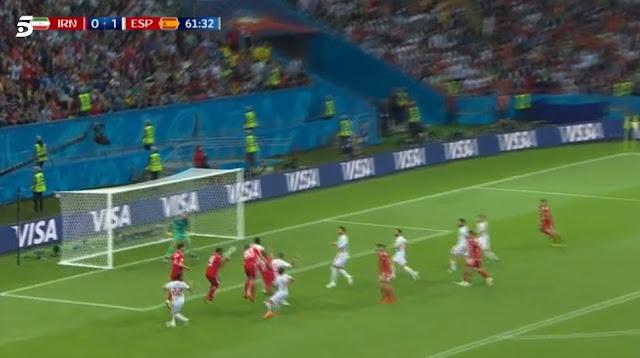 Irán 0-1 España / Mundial de Rusia 2018 - De Gea es el punto débil de España - Costa vuelve a marcar - A por el segundo Mundial - el troblogdita - ÁlvaroGP SEO - Fútbol