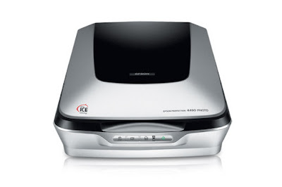 Epson Perfection 4870 Driver Download and User Manual