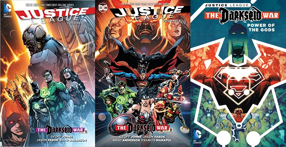 Reviews of Some DC Collections I Read Thanks to     - The Newest Rant